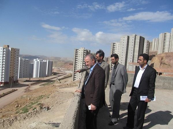 بازدید از  روند احداث درمانگاه فاز ۱۱ شهر پردیس/ تأکید بر راهاندازی اماکن خدماتی در محله ایرانشهر