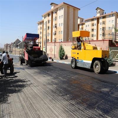 پروژه آسفالت خیابان «دهخدا» شهر پردیس بهپایان رسید