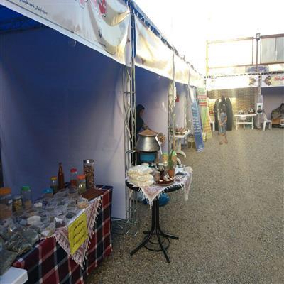 نمایشگاه اقتصاد مقاومتی در پردیس