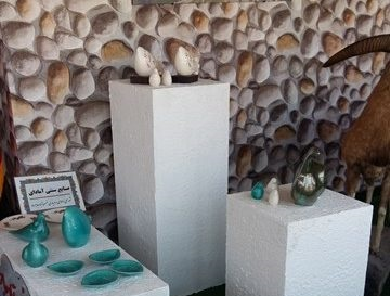 حضور شهرستان پردیس در چهارمین نمایشگاه دستاوردهای روستایی