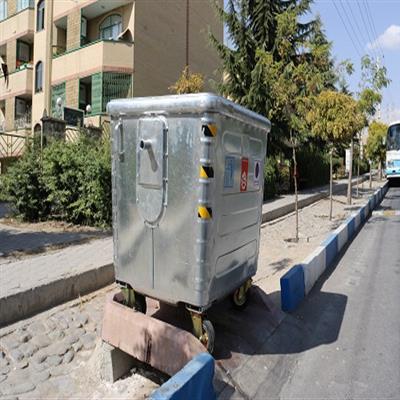 ۳۵۰ سطل زباله مکانیزه جدید در پردیس نصب میشود