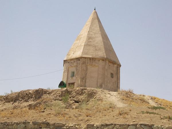 امامزاده قاسم روستای گلخندان + تصاویر