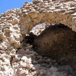 قلعه (دژ) باستانی گلخندان (هفت دختر) بومهن