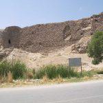 قلعه ساسانی روستای گل خندان بومهن