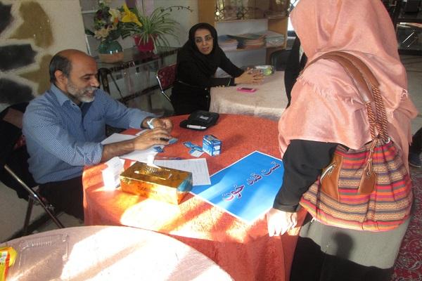 همایش آموزش پیشگیری و کنترل دیابت در بومهن برگزار شد