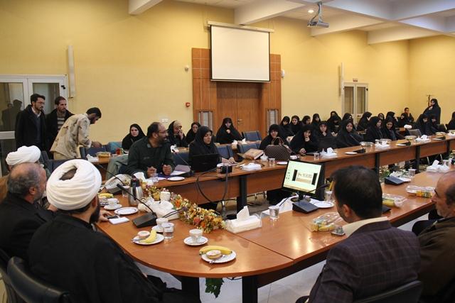 تشکیل دومین مجمع عالی بسیج شهرستان پردیس در پارک فناوری پردیس