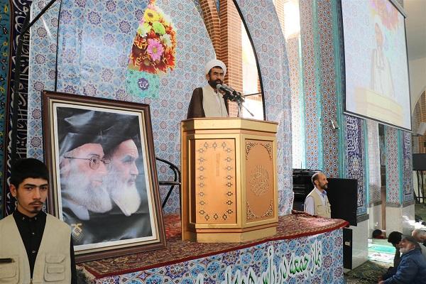 امام جمعه پردیس: قدرت رسانههای آمریکا رو به نزول است