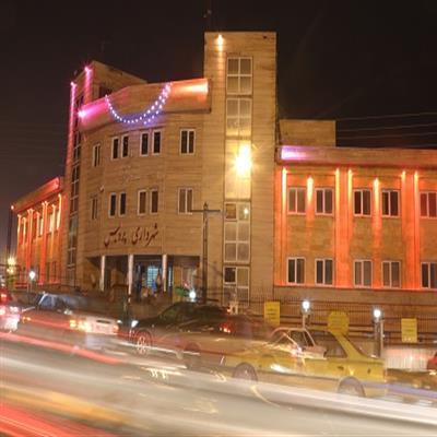 تعمیرات روشنایی سایت ۶۵۰۰ واحدی مسکن پردیس