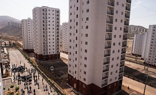 افتتاح ۱۱۳۴ واحد مسکن مهر پردیس