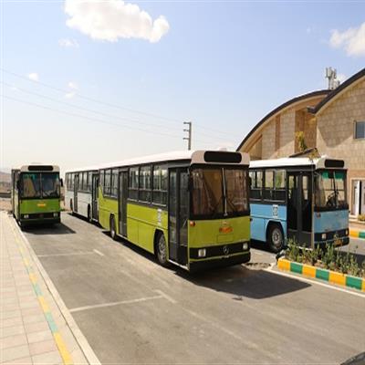 سامانه جی.پی.اس بر ۷ دستگاه اتوبوس جدید شهر پردیس نصب شد