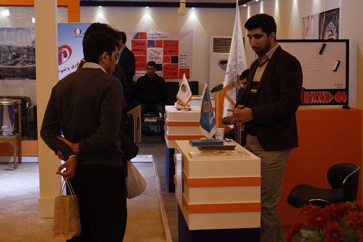 نمایشگاه دستاوردهای پارک فناوری پردیس در سازمان برنامهوبودجه کشور