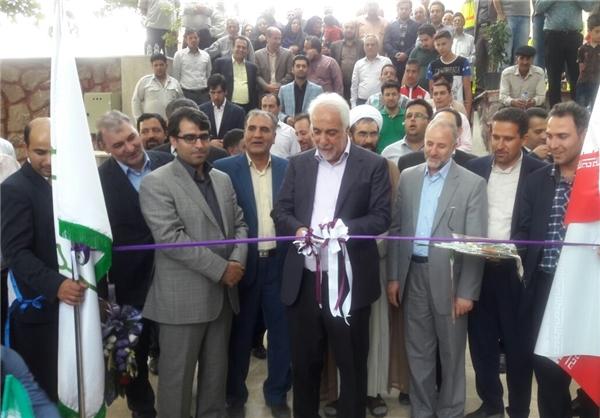 افتتاح ۱۲ پروژه شهرداری بومهن و ۴ پروژه شهرداری پردیس