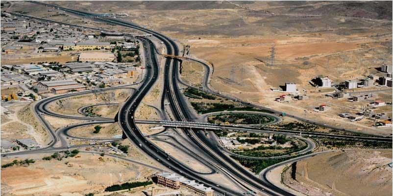 آزادراه تهران ـ پردیس به جاده هراز متصل میشود