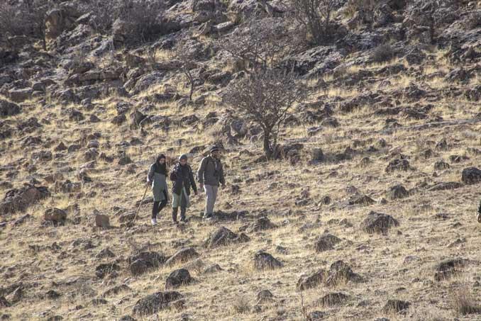 پارک ملی خجیر جاجرود؛ محیط بکر برای گردشگری + تصاویر