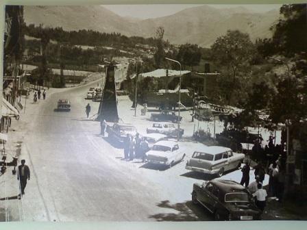 عکس قدیمی رودهن