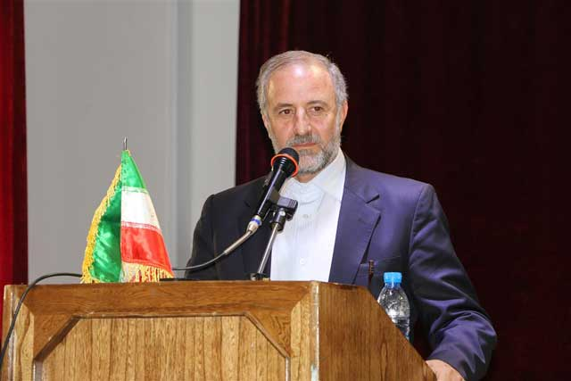 مرتضی حیدری فرماندار شهرستان پردیس
