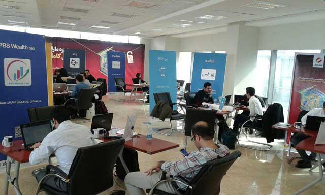 رقابت برنامهنویسی سرویسهای بانکی در پارک فناوری پردیس