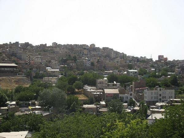 تصویر از آشنایی با شهرستان پردیس و نقاط گردشگری شهر بومهن