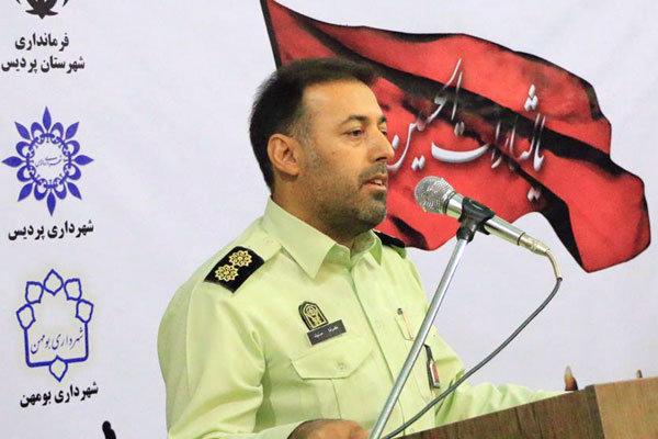 تکذیب حضور و دستگیری تیمهای تروریستی در پردیس