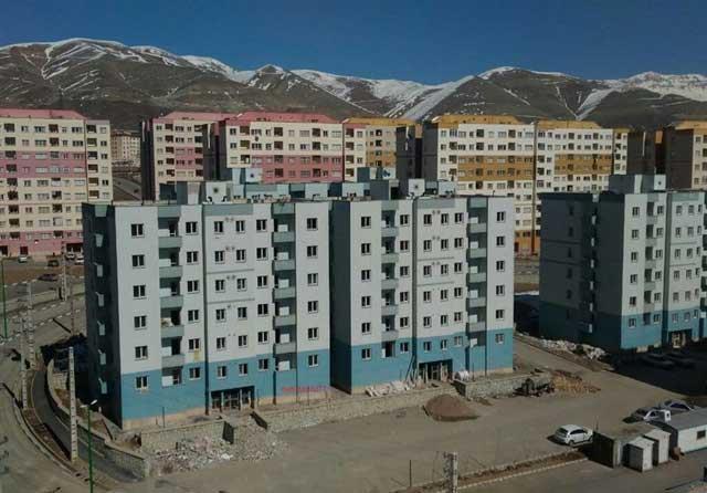 «دیوار حائل» بهانهای برای کمکاری در مسکن مهر پردیس