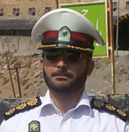 سیاوش محبی رییس پلیسراه شرق استان تهران