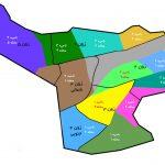 نقشه فاز 11 شهر پردیس