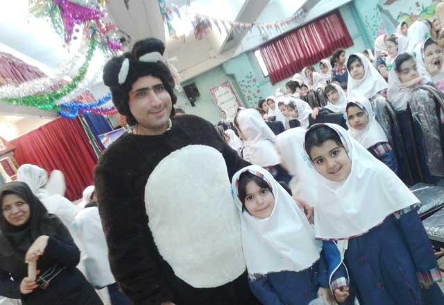 اجرای دو نمایش کودک در مدارس پردیس و بومهن