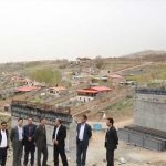 پروژه عمرانی شهر بومهن