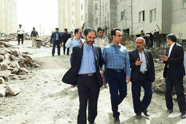 مسکن مهر پردیس تا پایان سال جاری به اتمام میرسد