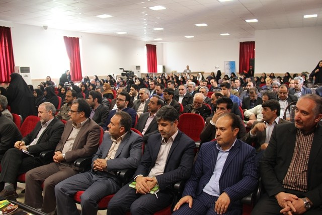 آئین گرامیداشت مقام معلم در شهرستان پردیس برگزار شد + تصاویر