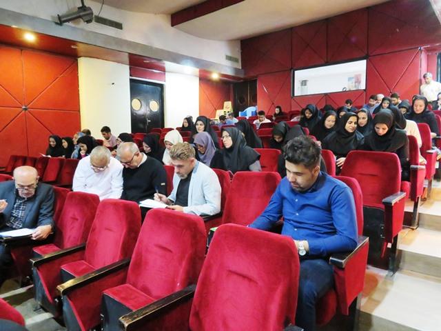 همایش آموزشی نمایندگان شعب اخذ رأی بومهن برگزار شد