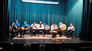 همایش دف ویژه حماسه آزادسازی خرمشهر در پردیس