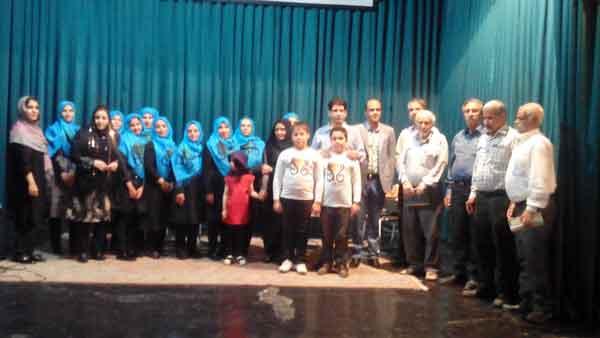 همایش دف ویژه حماسه آزادسازی خرمشهر در پردیس برگزار شد + تصاویر
