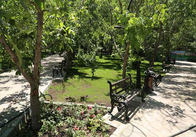 پارک ۲۰ هکتاری برکت انقلاب بومهن در آستانه بهرهبرداری/ افزایش سرانه فضای سبز در بومهن به ازای هر نفر ۶۹/۱۶ متر مربع