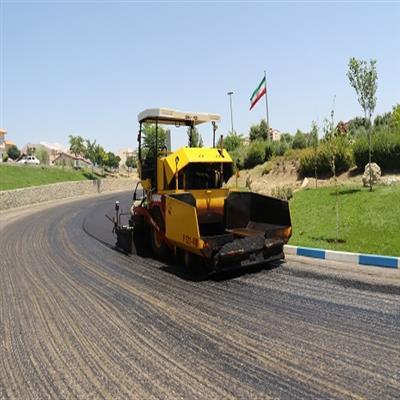 آسفالت پل «خلیج فارس» شهر پردیس انجام شد