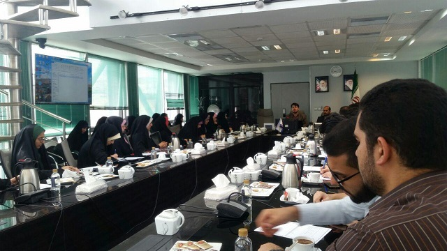 بازدید اتحادیه جامعه اسلامی دانشجویان از پارک فناوری پردیس