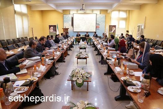 بازدید محققان ایرانی مقیم خارج از کشور از پارک فناوری پردیس