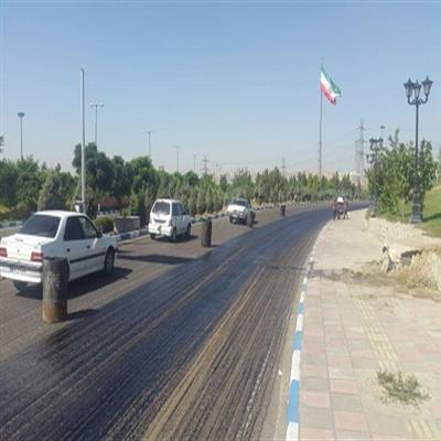 پروژه آسفالت بلوار «خلیج فارس» شهر پردیس آغاز شد