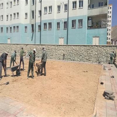 آمادهسازی زمین بوستان محلهای مسکن مهر ۶ هزار واحدی در پردیس