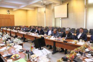 نشست فرمانداران استان تهران در شهرستان پردیس