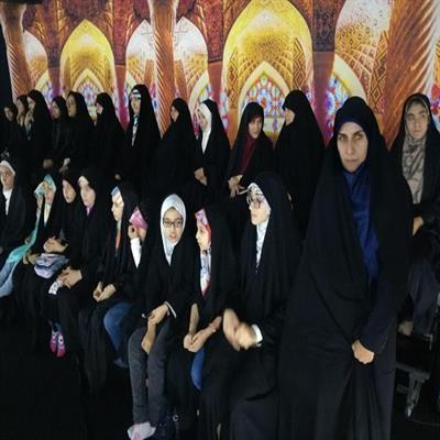 حضور قرآنآموزان دارالقرآن پردیس در طرح بشارت ۱۴۵۱ شبکه قرآن