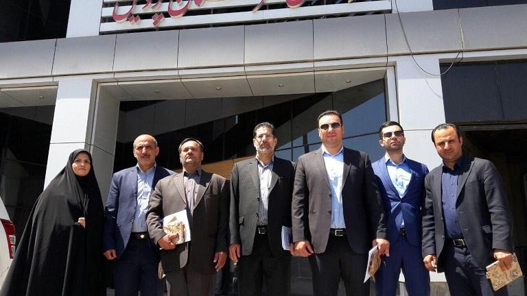 «علی موسویجوردی» رئیس شورای شهر پردیس شد