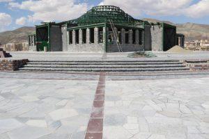 بوستان نورالشهدا پردیس
