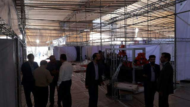 حضور ۷۰ شرکت دانشبنیان در نمایشگاه توانمندیهای صادراتی و تولیدی پردیس