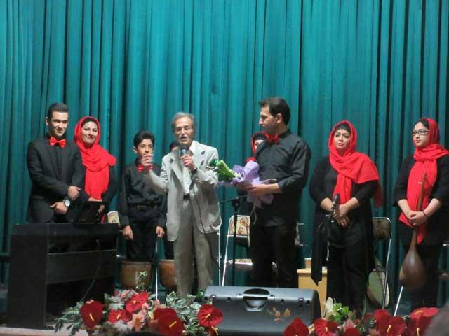 تصویر از کنسرت بزرگ پردیس مولانا برگزار شد