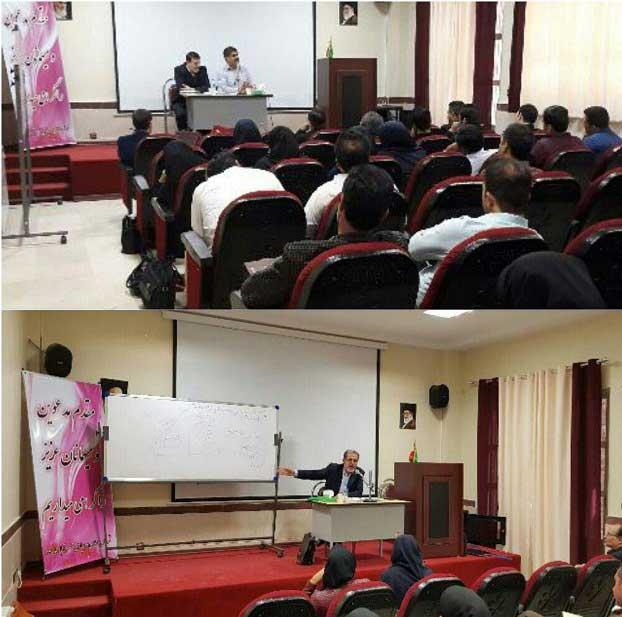 همایش آموزشی مسئولان مالی دهیاریهای شرق تهران در خسروآباد جاجرود برگزار شد