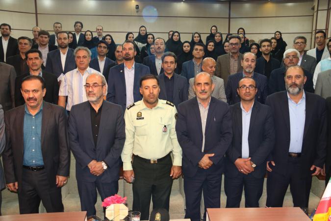 همایش هیئتهای تکواندو استان تهران به میزبانی پردیس برگزار شد