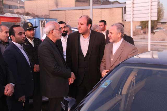 بازدید استاندار تهران از مسکن مهر پردیس/  تحویل ۳۵۰۰ واحد مسکونی در پردیس به متقاضیان تا هفته آتی