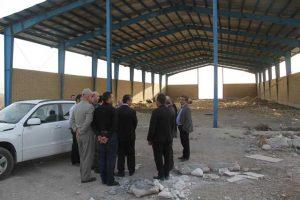 ایستگاه بازیافت پسماند شرق استان تهران