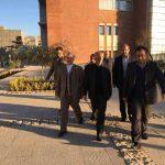 بازدید استاندار تهران از مسکن مهر پردیس